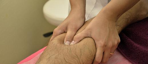 Ffisioterapia de Reabilitação aqui na Chris FisioDerm em Cascais