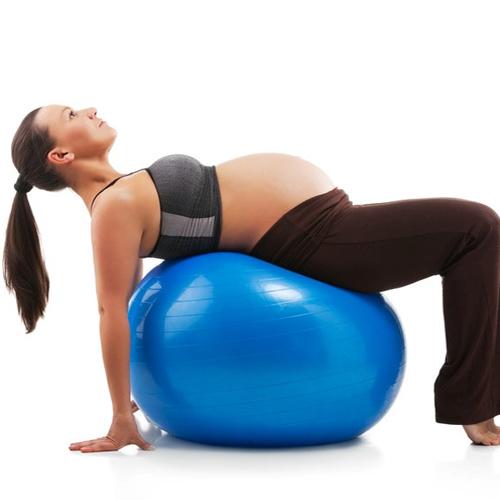 Fisioterapia aplicada às mamãs